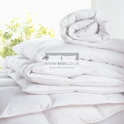 Microfibre Luxury Duvet with Tog Options