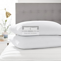 2 x Memory Foam Pillows