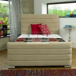 Hera Fabric Upholstered Bed Frame