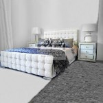 Sofia Luxury Crushed Velvet Fabric Upholstered Bed Frame