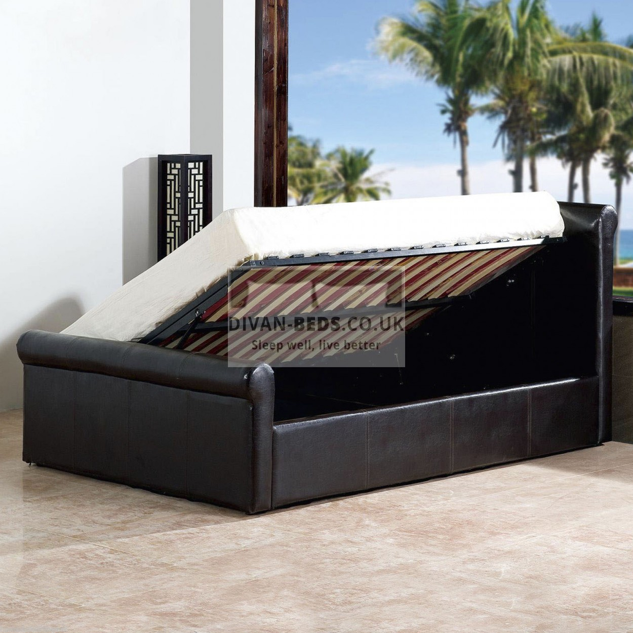 Denver Ottoman Storage Bed Guaranteed Cheapest Free