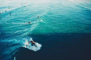 Meditating: Surf as a Way of Zen