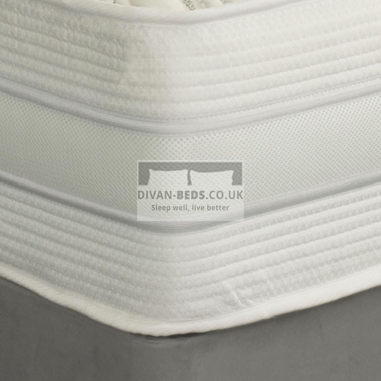 2500 Pocket Spring High Density Memory Foam Mattress With