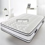 2000 Pocket Spring Quilted Memory Foam Mattress with Airflow Features