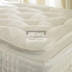 2000 Pocket Spring Organic Pillow Top Mattress