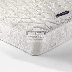 Quilted Spring Memory Foam Mattress