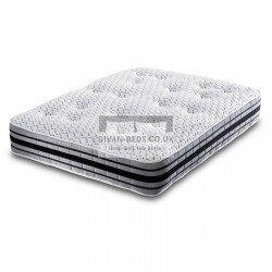 3000 Pocket Spring High Density Memory Foam Mattress with Airflow Features