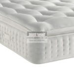 3000 Pocket Spring Orthopaedic Organic Pillow Top Mattress