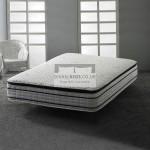 3000 Pocket Spring Quilted Organic Fibre Technology Pillow Top Mattress