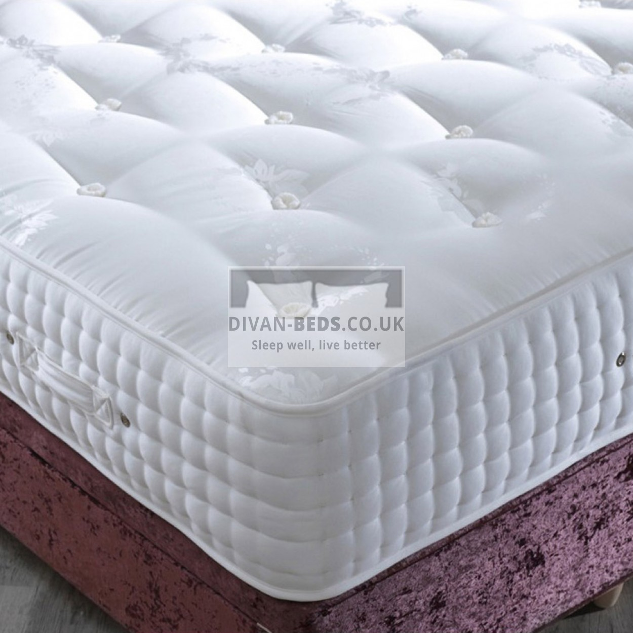 3000 Pocket Spring Memory Foam Mattress Guaranteed