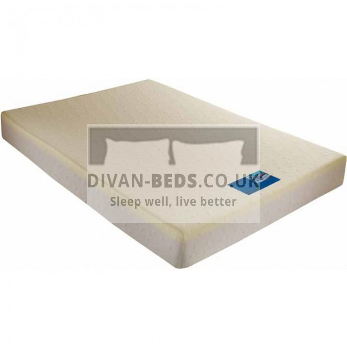 Anti-Bacterial & Hypoallergenic Memory Foam Mattress