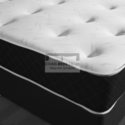 1200 Pocket Spring Memory Foam Chenille Fabric Mattress