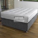 Firm Orthopedic Open Coil Spring Mattress