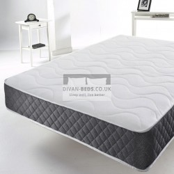 Cooling GelFlex Quilted Spring Memory Mattress