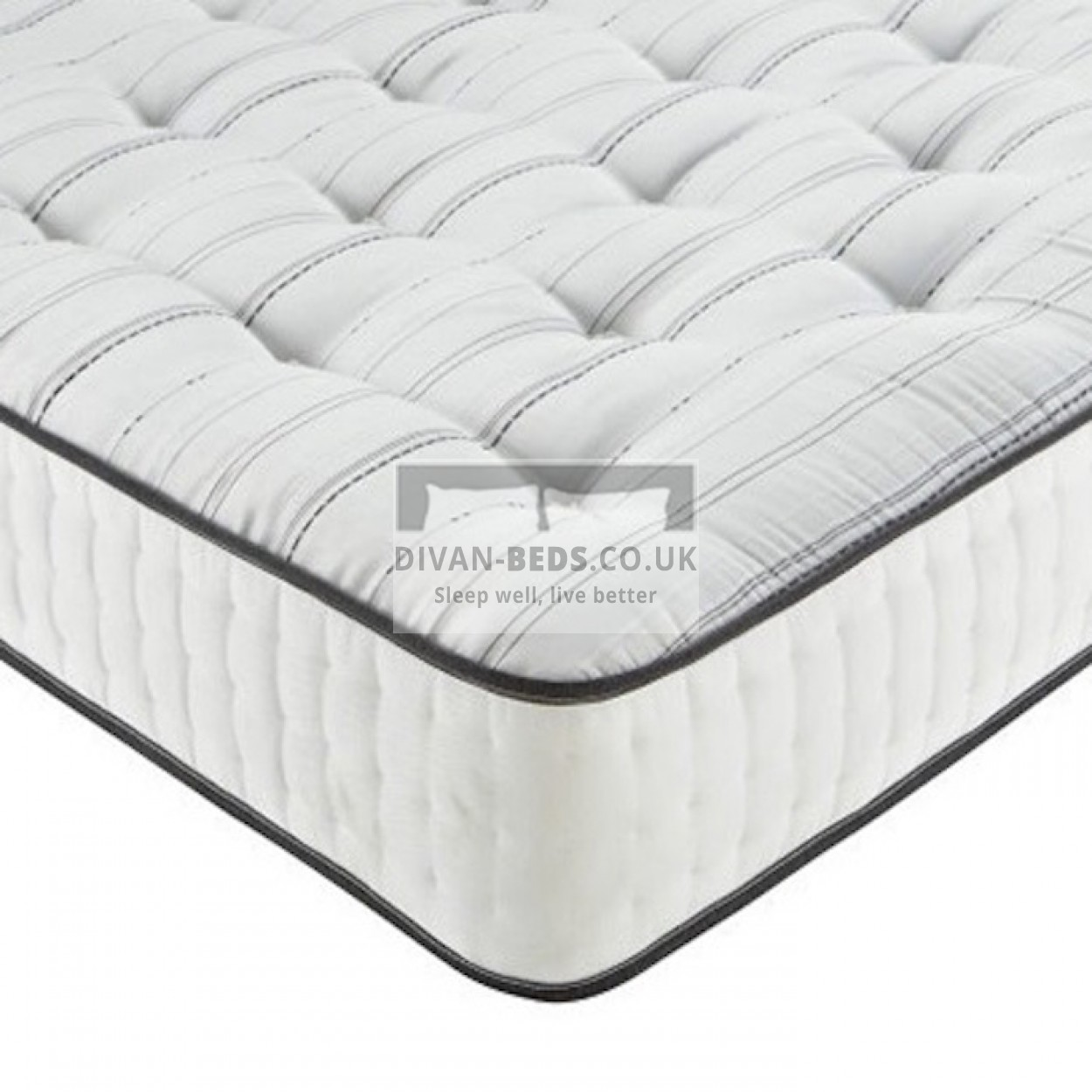 Suplex Pocket 1550 Spring Memory Foam Mattress Guaranteed Cheapest Free Fast Delivery