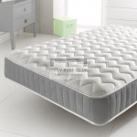 Orthopaedic Quilted Spring Memory Foam Mattress