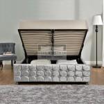 Elmira Ottoman End Lift Upholstered Bed Frame