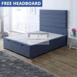 Selina Luxury Ottoman Divan Bed with Mattress Options
