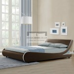 Mazzanti Leather Bed Frame