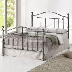 Emerens Metal Bed Frame