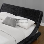 Sierra Italian Crushed Velvet Bed Frame