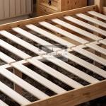 Harper Pine Wood Bed Frame