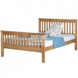 Cortland Wooden Bed Frame